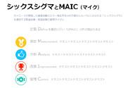 シックスシグマ(MAIC)