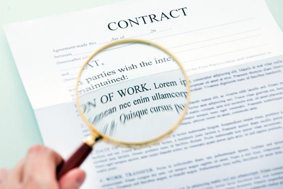 「ひな形」の契約書を使い続ける企業は成長できない