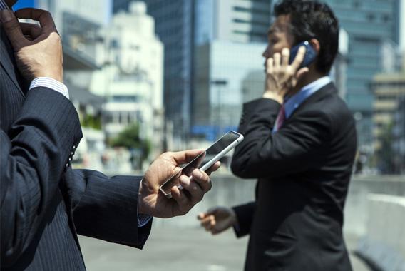 仕事にビジネスフォンが欠かせない理由