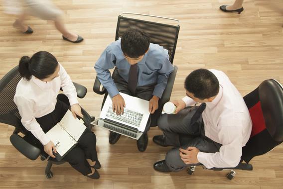 半数以上の企業がオフィスに無線LANを導入済み