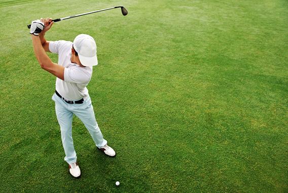 ゴルフスイングに学ぶ部下の育成法(後編)