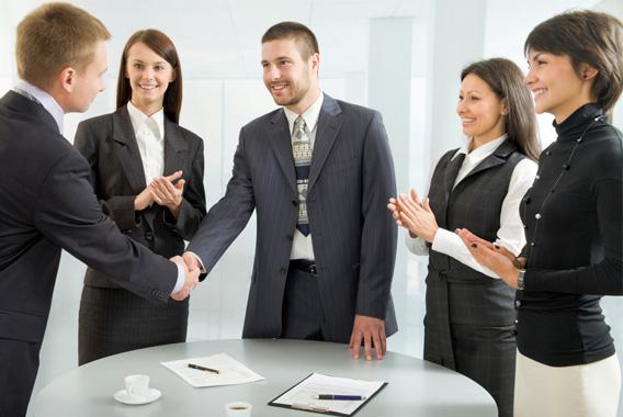 大手メーカーとものづくり中小企業をマッチング