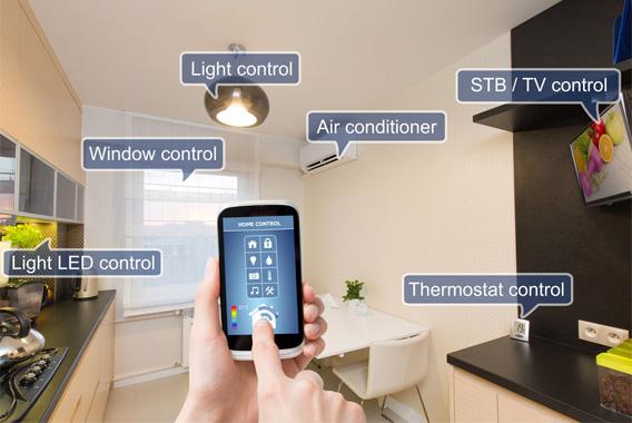 MEMSでエネルギー消費を見える化する