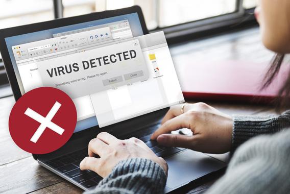 「ウイルスソフトがあれば安心」…ではない
