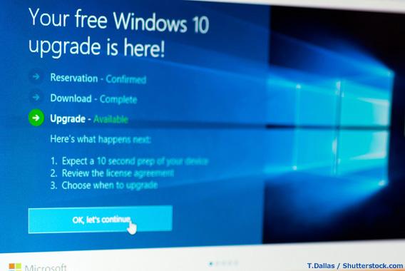 残りわずか。どうするWindows10無償アップグレード