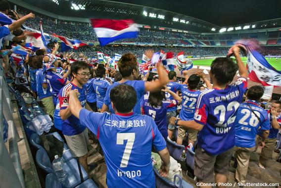 日本初のスマートスタジアム!観戦スタイルが変わる