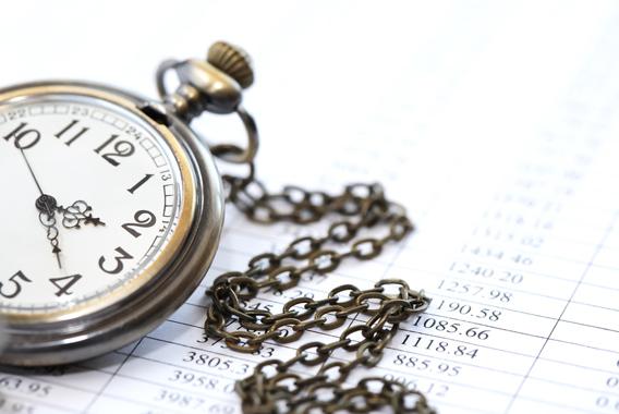 汝の時間を知れ編 時間を記録して利益がV字回復