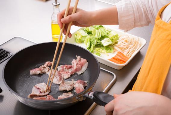 「肉」料理で、若々しく健康長寿に