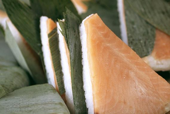 食通・徳川吉宗をうならせた富山の「ます寿司」