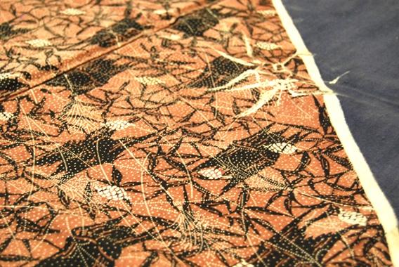 赤字の藩を救った、兵庫県の幻の工芸品「高砂染」