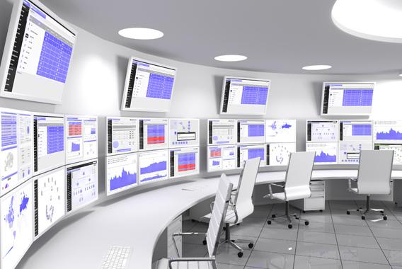 24時間365日システムを運用監視するSOC
