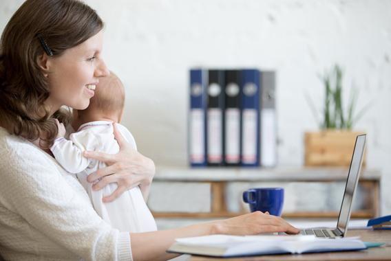企業、官公庁に在宅勤務の波、本格化