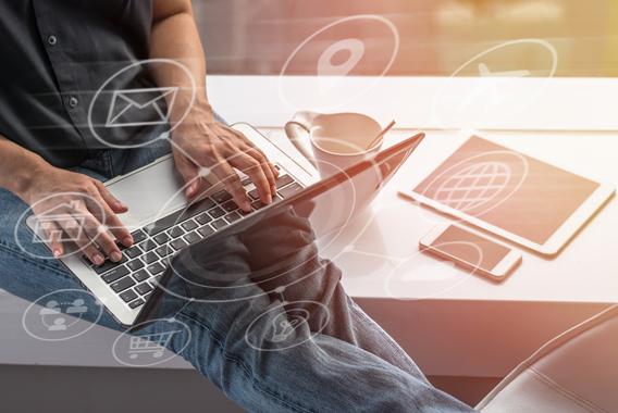 モバイルワークや在宅勤務に欠かせぬIT資産管理