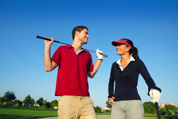 全体最適を考えればビジネスもゴルフもうまくいく