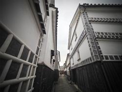 倉敷の路地