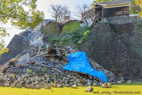 熊本地震でも活用。「復旧・復興ソリューション」