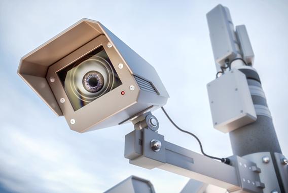 セキュリティーカメラが業績向上に威力を発揮?