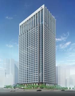 2020年、東京・虎の門に完成予定の「東京ワールドゲート 虎ノ門トラストタワー」は国際的なビジネス拠点をめざす