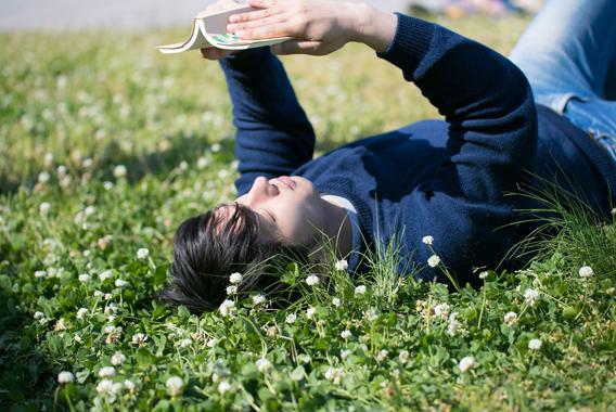 春のだるさを撃退する、簡単エクササイズ