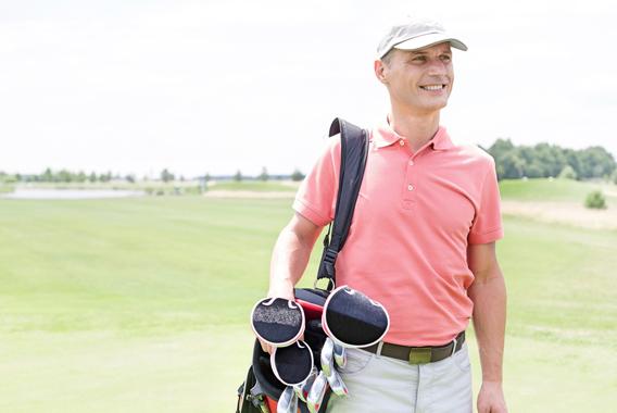 悲観的に準備し、楽観的に行動すればゴルフは易しい