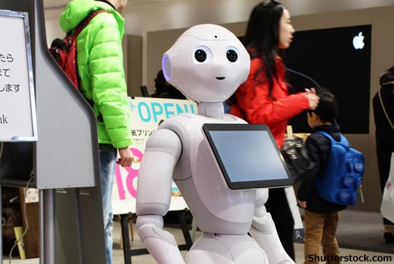 AI搭載ロボットで売り上げアップ