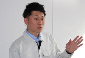 安田裕明総務部長