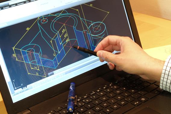 金属加工の設計データを全員で有効活用する