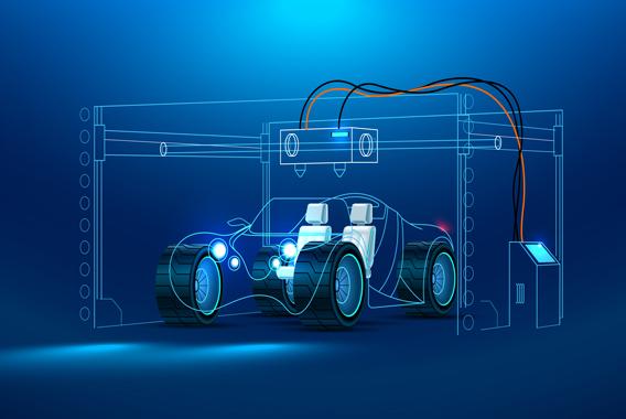 世界初の「オープンソースカー」が米国で完成