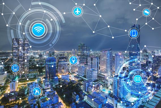 企業の7割が無線LAN導入済み
