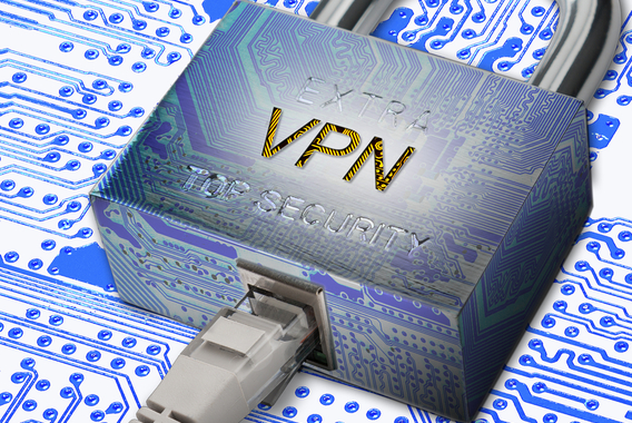 VPNはバーチャル・パイナップル・ネットワーク?