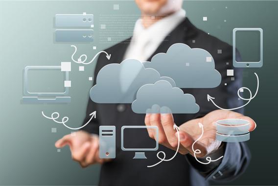 データの分散保管でビジネス情報を守る
