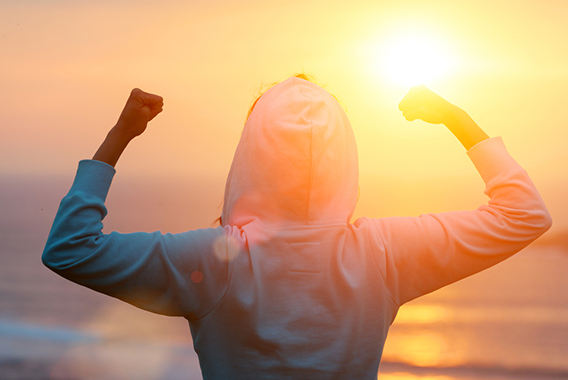 モチベーションの向上に必須の高い自己効力感