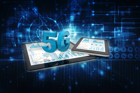 2020年商用化をめざす次世代無線通信「5G」