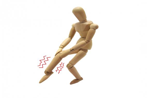 痛いっと思ったら四十膝かも!膝トラブルの予防法