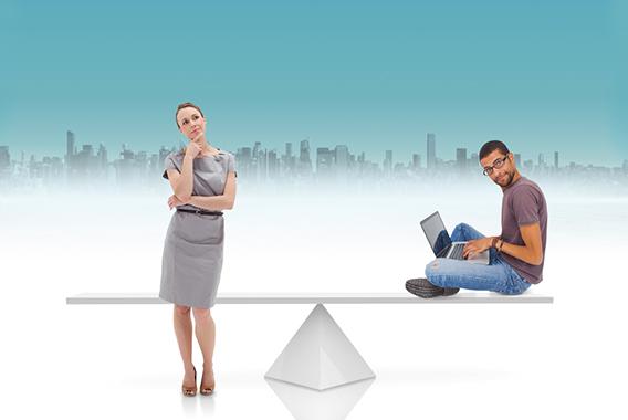 女性労働者の保護2「男女雇用機会均等法」(上)