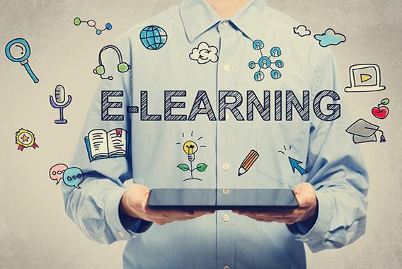 eラーニングによる教育の効率化を進め世界へ