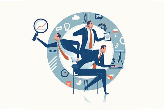 自創社員へのステップは一流社員をまねすることから