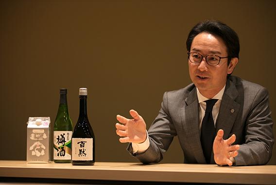 苦境の日本酒市場拡大へ菊正宗が挑む