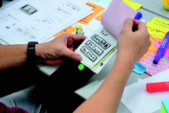 デザイン思考研究所に学ぶワークショップの実際