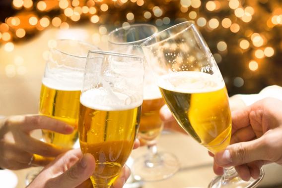 ビールは「香りとコク」で、飲み過ぎを防ぐ