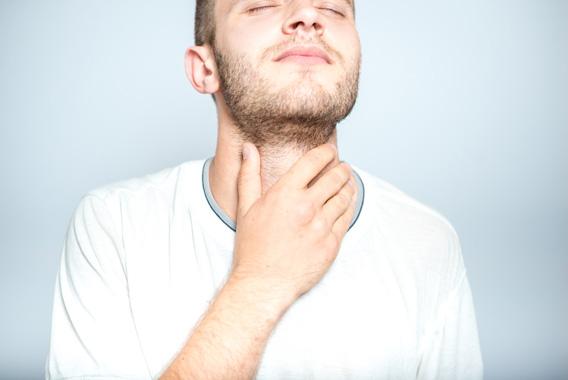 喉のトレーニングで感染症を寄せ付けない!