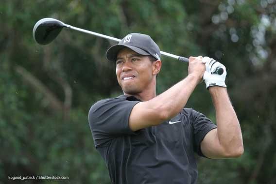 ゴルフとバランス「スイングに現れる体のバランス」
