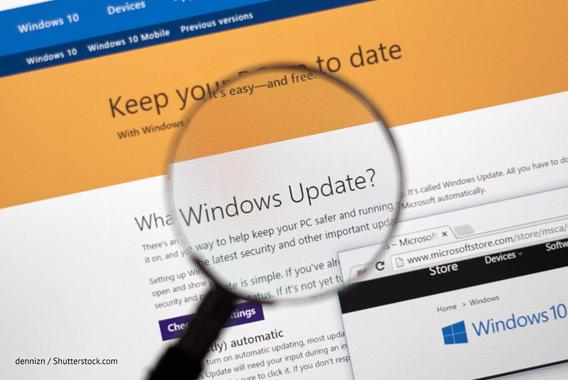 Windows大型アップデート提供中止。ファイルが消える