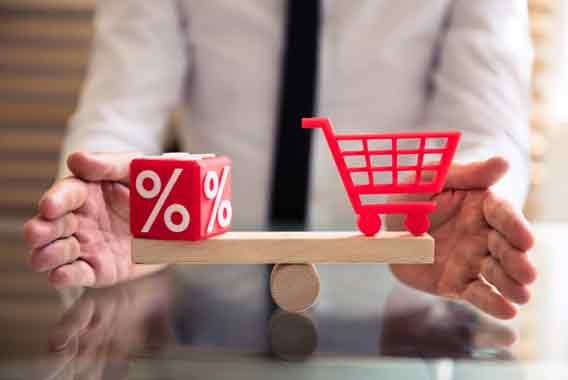 小売業必見、利益率を改善して財務体質を強化する