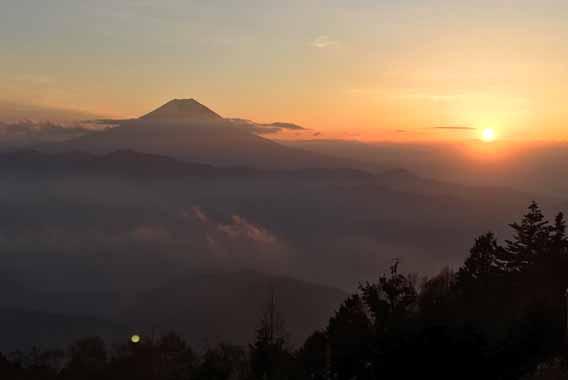 信仰の山で山岳修行体験