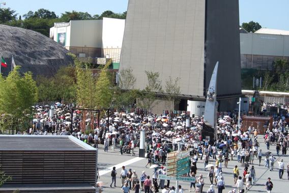 大阪万博開催決定。ITを駆使し並ばない万博