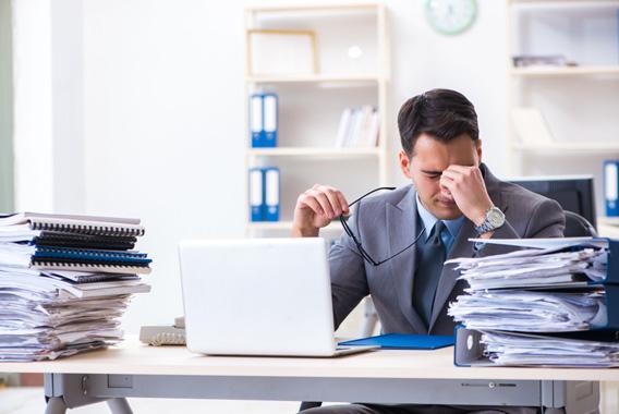 長時間労働に変化。企業の働き方意識調査2019