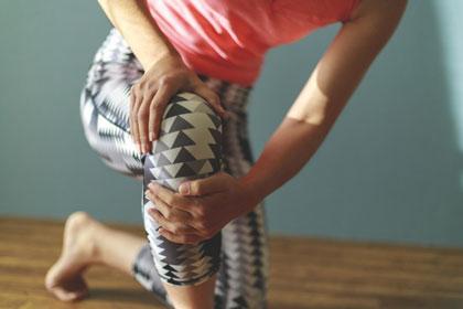 「ひざのけがや過剰な運動」の画像検索結果