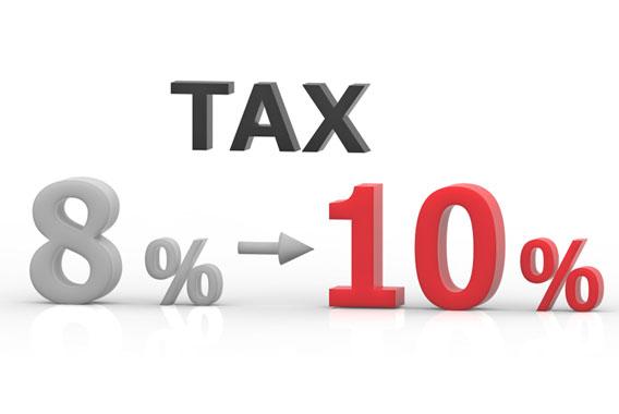 消費税引き上げ後も8%が適用される経過措置とは