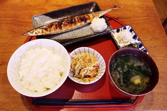 地元めし探訪 北海道直送「ぬかさんま」とは?